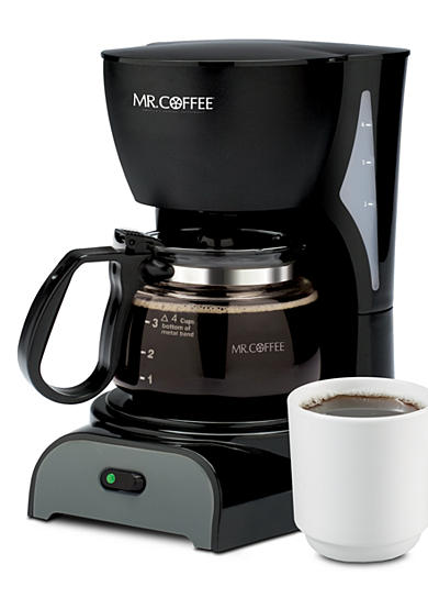 Mr. Coffee® 4-Cup Coffee Maker DR5NP