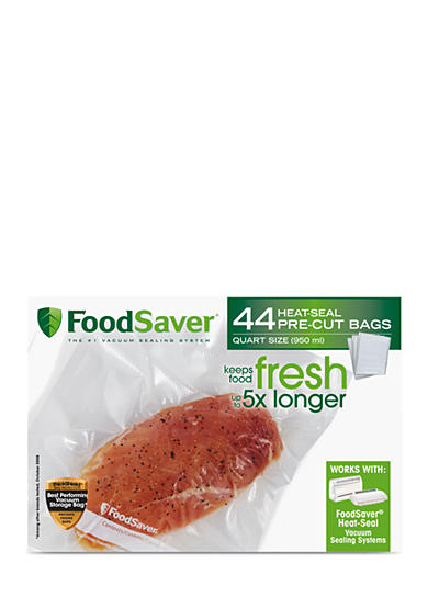 FoodSaver Quart Heat-Seal Bags