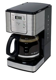 Mr. Coffee® 12-Cup Programmable Coffee Maker JWX31