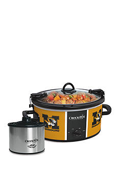 University of Missouri CrockPot Slow Cooker with Lil Dipper