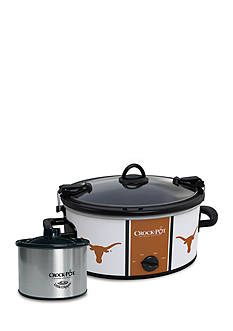 CrockPot University of Texas CrockPot Slow Cooker with Lil Dipper