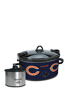 Chicago Bears CrockPot Slow Cooker with Lil Dipper