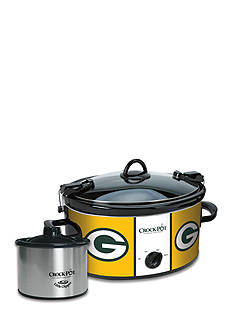 CrockPot Green Bay Packers Crock-Pot Slow Cooker with Lil Dipper