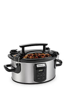 CrockPot 6-qt. Portable Slow Cooker