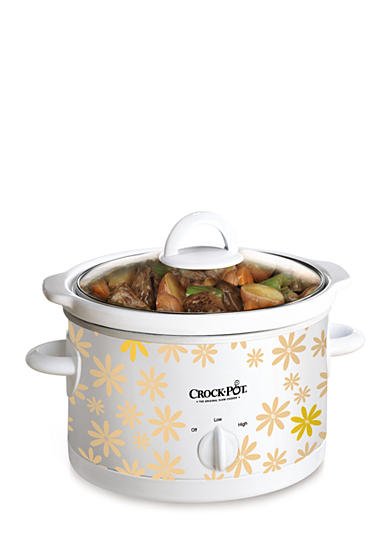 CrockPot Yellow Daisy CrockPot - SCR252DA