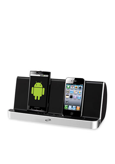 iLive Bluetooth Speaker & Charging Station ISB311B- Online Only
