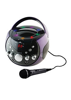 gpx® Portable Karaoke Party Machine