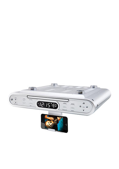 gpx® Under Cabinet CD Player KC232S - Online Only