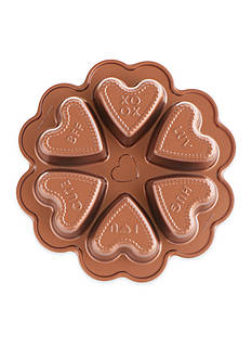 Nordic Ware Conversation Heart Baking Pan