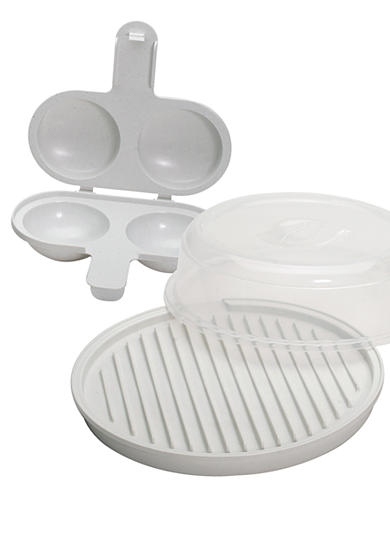 Nordic Ware Microwave Bacon & Eggs Breakfast Set - Online Only
