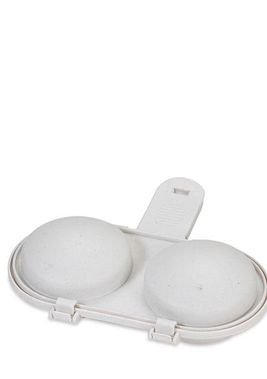 Nordic Ware Microwave 2-Cup Egg Poacher