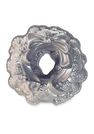 Nordic Ware Holiday Wreath Cake Pan - Online Only