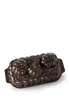 Nordic Ware Botanical Pumpkin Loaf Pan
