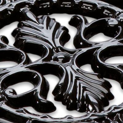 Cooking Tools: Black Biltmore Cast Iron Trivet