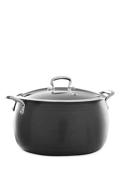Biltmore® Belly Shaped Hard Anodized Aluminum 12-qt. Stock Pot