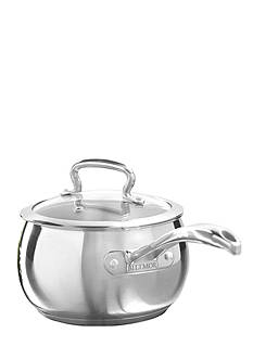 Biltmore® Professional Chef Series Belly Shaped Stainless Steel 2.3-qt. Saucepan