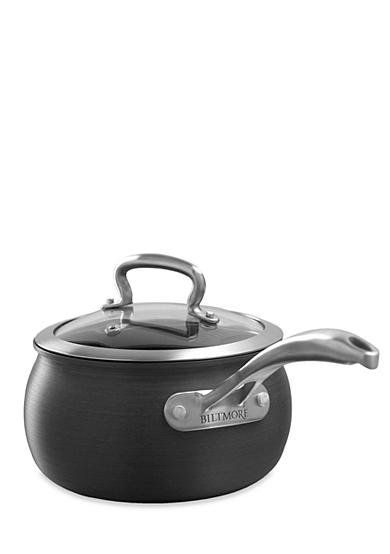 Biltmore® Belly Shaped Hard Anodized 2.3-qt. Saucepan