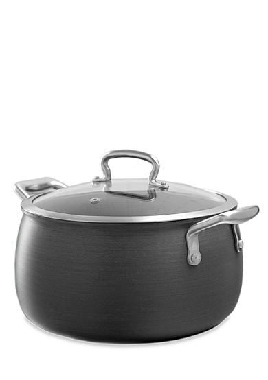 Biltmore® Professional Chef Series 6.8-qt. Belly Shaped Hard Anodized Stock Pot