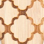 Cooking Utensils: Lattice Cooks Tools™ Etched Bamboo Spoon