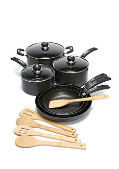 Cooks Tools™ 14-Piece Hard Anodized Cookware Set
