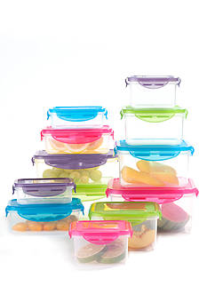 Cooks Tools™ 24 Piece Plastic Storage Set
