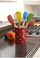 Cooks Tools™ Ceramic Utensil Holder