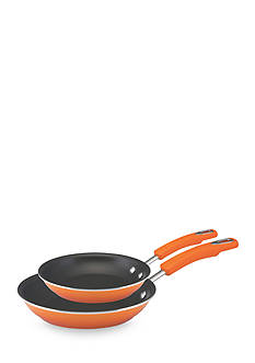 Rachael Ray 9.25-in. and 11-in. Nonstick Aluminum Skillet Twin Pack