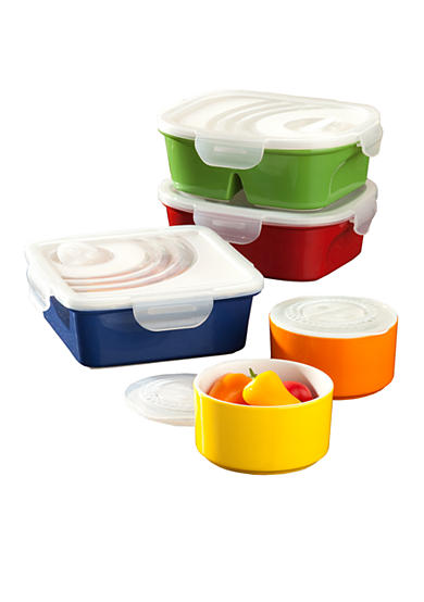 Cooks Tools™ 10-Piece Porcelain Storage Set