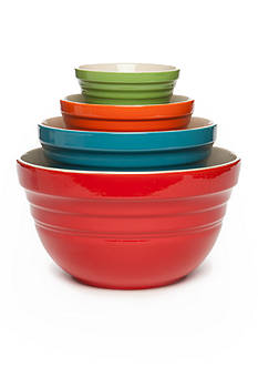 Cooks Tools™ 4-Piece Ceramic Mixing Bowls