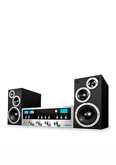 Innovative Technology 50 Watt CD Stereo with Bluetooth