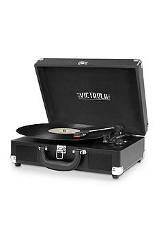 Innovative Technology Victrola Suitcase Turntable