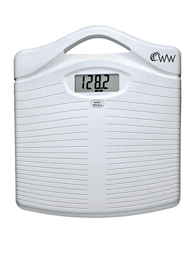 Weight Watchers® Portable Precision Electronic Scale