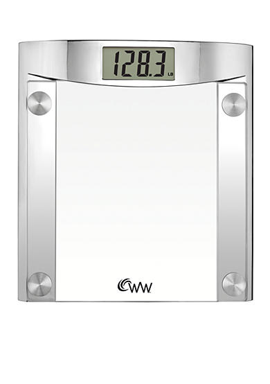 Weight Watchers® Glass Digital Scale #WW44 - Online Only