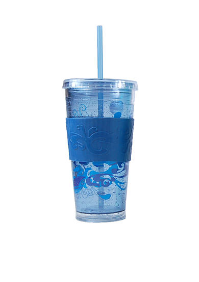 Double Wall 24-oz. GEL Chiller - Blue<br>