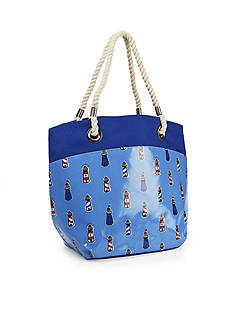 Fit & Fresh Charlestown Insulated Beach Tote