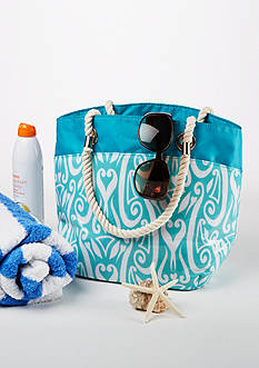 Fit & Fresh Charlestown Insulated Beach Bag