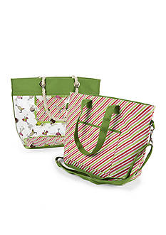 Fit & Fresh Goddard Insulated Beach Tote