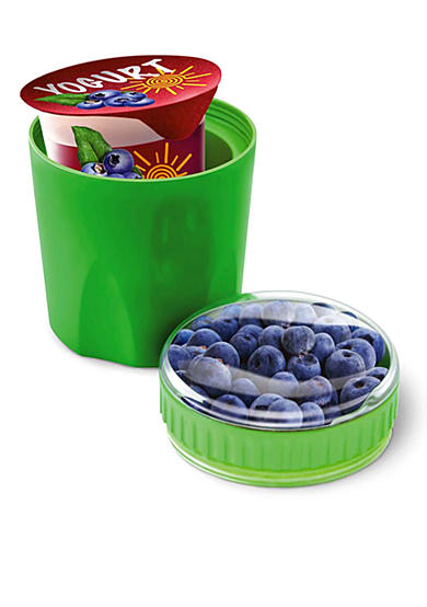 Fit & Fresh Chilled Snack Container