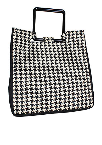 Fit & Fresh New Yorker Houndstooth Lunch Bag