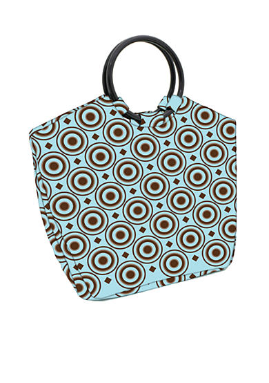 Fit & Fresh Athens Geometric Lunch Bag