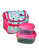 Fit & Fresh Morgan Insulated Lunch Bag Kit with