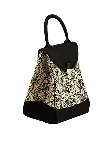 Fit & Fresh Damask Tuscan Insulated Designer Lunch Bag