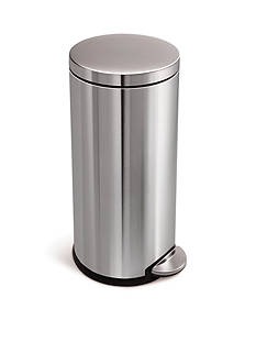 simplehuman 30 Liter Round Can