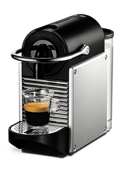Nespresso® Pixie Espresso Machine - Electric Aluminum D60USALNE