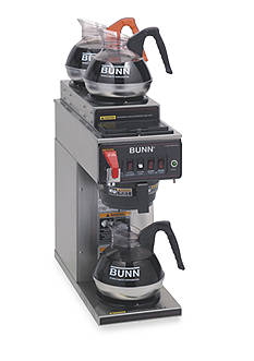 Bunn Automatic Commercial Coffee Brewer with 3 Warmers CWTF-3 - Online Only