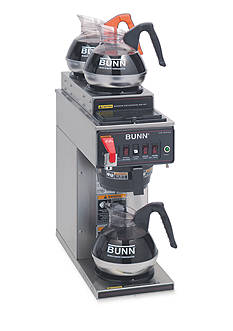 Bunn Automatic Commercial Coffee Brewer with 3 Warmers CWTF353 - Online Only