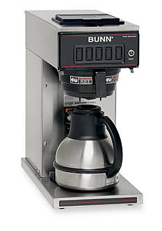 Bunn Commercial Pourover Thermal Carafe Coffee Brewer - Online Only