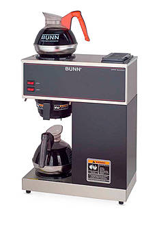 Bunn Commercial Coffee Brewer with Two Easy Pour Decanters - Online Only