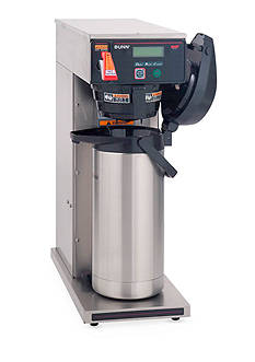 Bunn Airpot Commercial Coffee Brewer DV-APSGF - Online Only