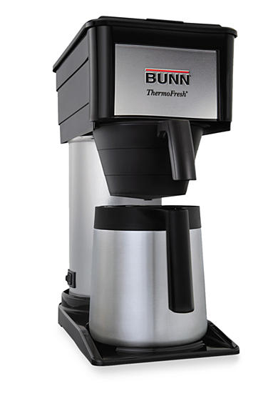 Bunn Velocity Brew High Altitude 10-Cup Thermal Carafe Home Brewer BTD - Online Only